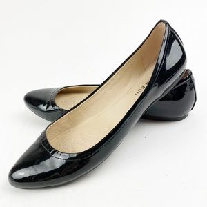 Gianni Bini Patent Leather Classic Flat 8.5 V753